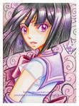 Crayola Crayon Sailor Saturn