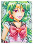 Crayola Crayon Sailor Pluto