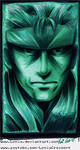 MGS Solid Snake Codec Profile Pic