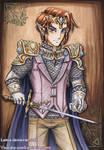 Genderbent Princess Zelda (Prince Zeldo?) lol