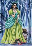 Cinderella's Evil Step Sister, Drizella