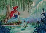 The Little Mermaid Kiss the Girl Ariel