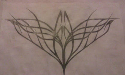 Tribal Design by PeteDomoney