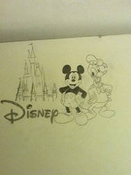 Disney (work in progress) by PeteDomoney