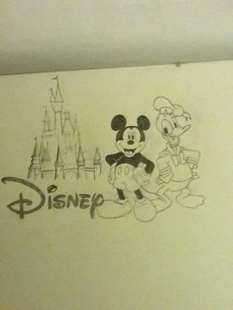 Disney (work in progress)