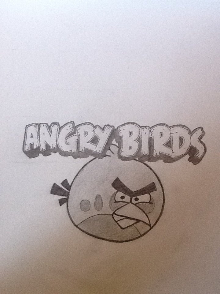 Angry Birds (work in progress) by PeteDomoney
