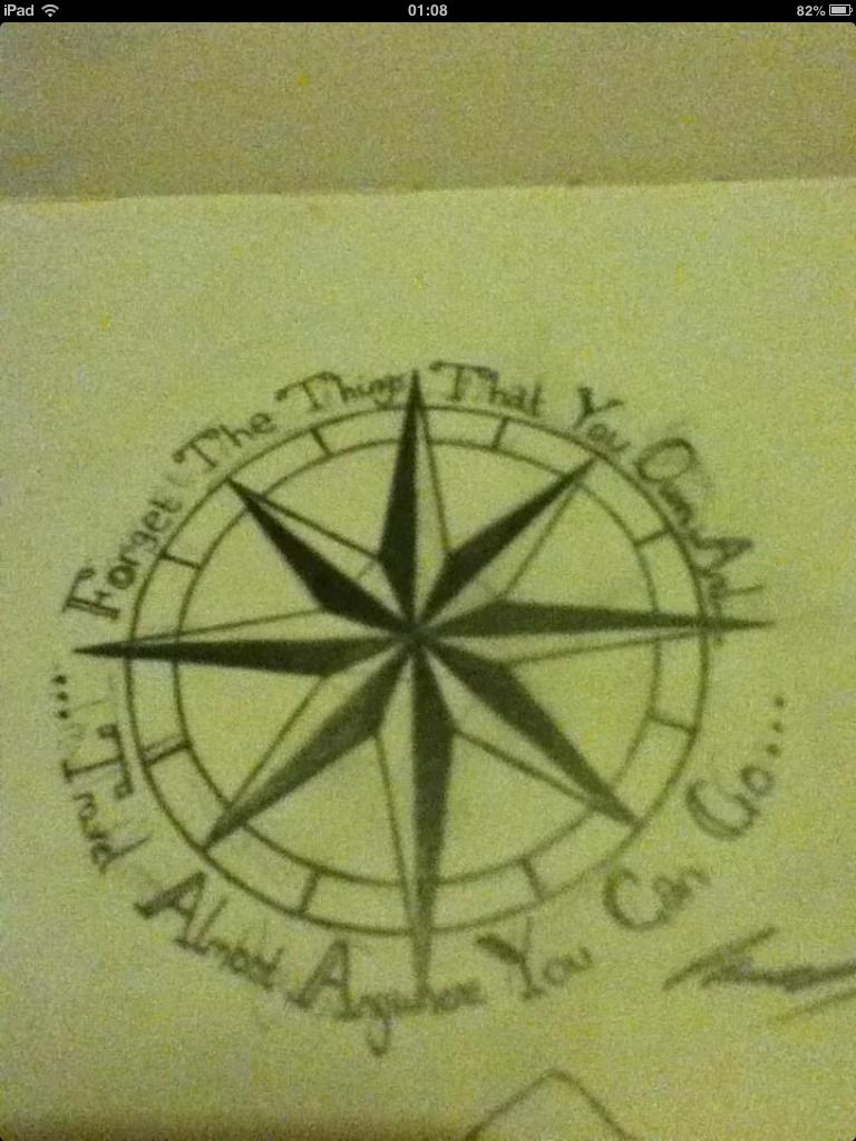Tattoo Design by PeteDomoney
