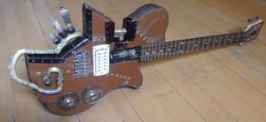 Steampunk Guitar 2
