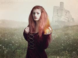 Fire Maiden by SweetButtermilk