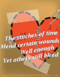 Wounded Heart by CieCheesemeister