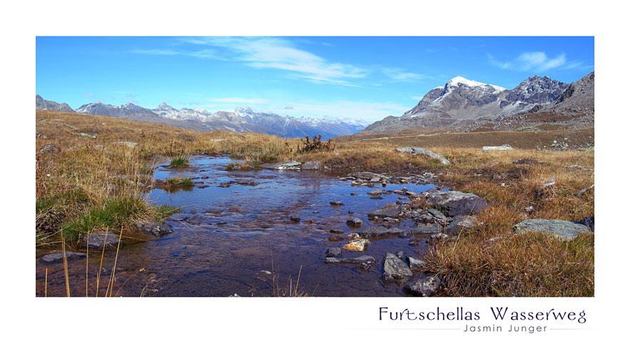 Furtschellas Wasserweg by kuschelirmel