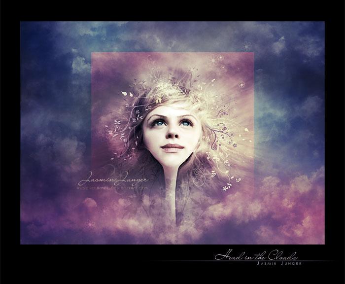 Head in the Clouds by kuschelirmel