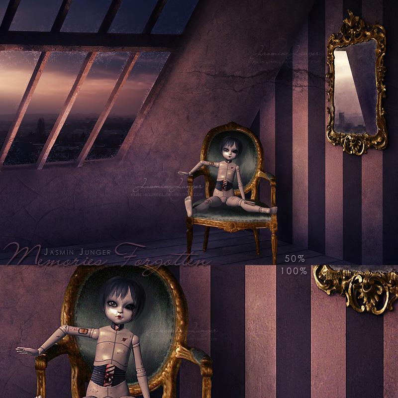 Memories Forgotten - Details by kuschelirmel