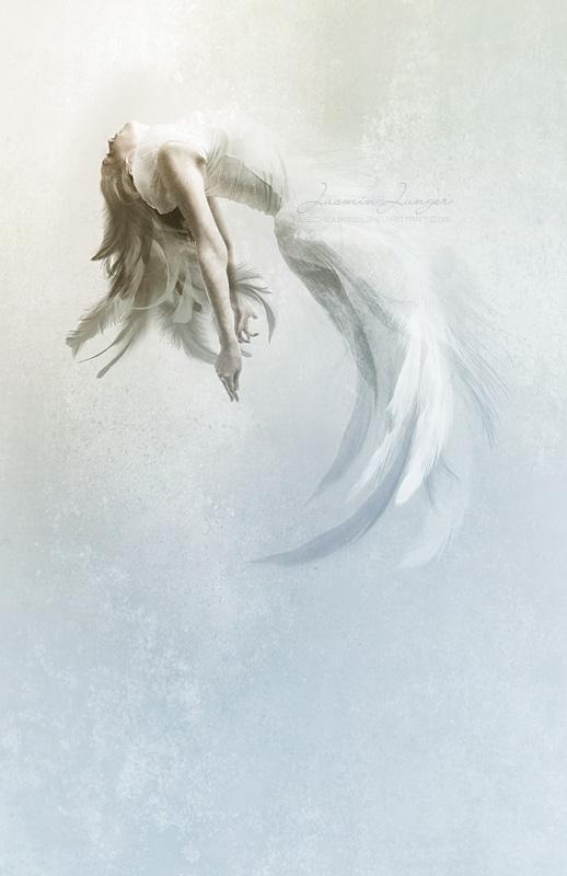Light as a Feather by kuschelirmel