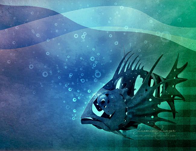 Go Fish by kuschelirmel