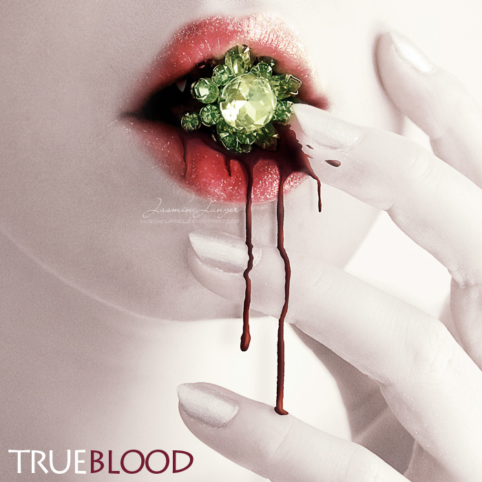 True Blood by kuschelirmel