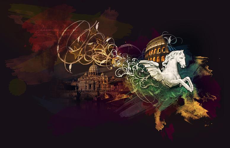 Rome by kuschelirmel