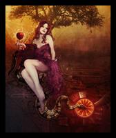 Eve's Temptation by kuschelirmel