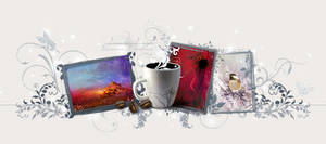 Coffee + Art - Mug Design