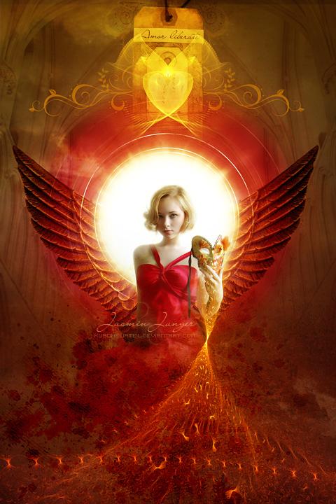 Amor Liberate by kuschelirmel