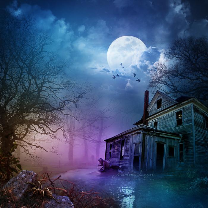 Haunted by kuschelirmel