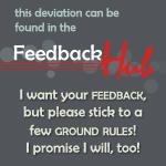 FeedbackHub - thumb01 by kuschelirmel