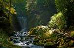 Wasserfaelle Geroldsau by kuschelirmel