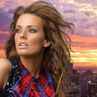 Compositing Selecting Hair Photoshop Cs5 by kuschelirmel
