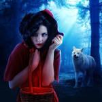 Red Riding Hood by kuschelirmel