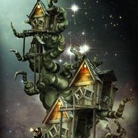 Treehouse by kuschelirmel
