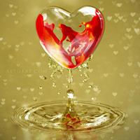 Valentine by kuschelirmel