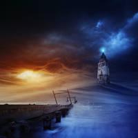 Sea of Sand by kuschelirmel