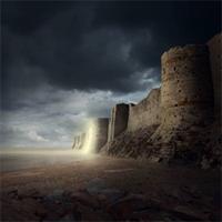 Fortress by kuschelirmel