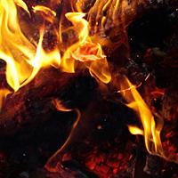 Fire Thumb by kuschelirmel