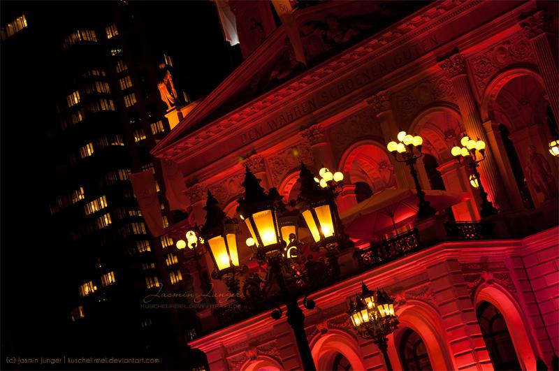 Frankfurt Nights III by kuschelirmel