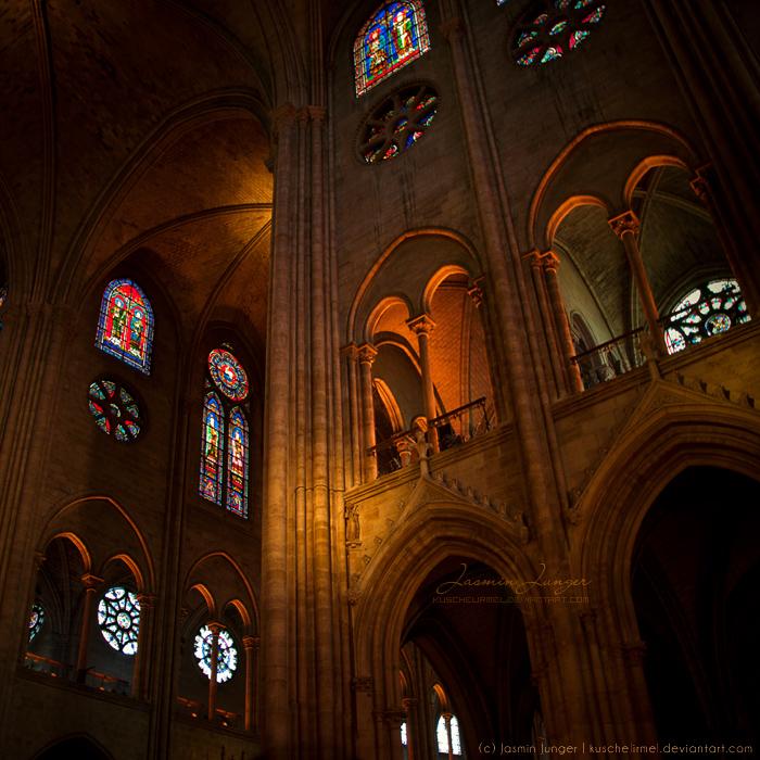 Notre Dame by kuschelirmel