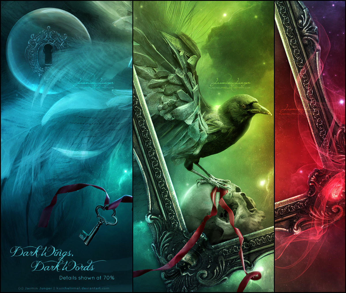 Dark Wings Dark Words Details