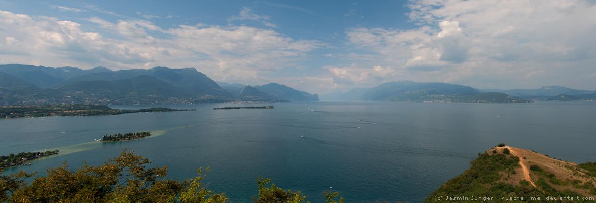 Lago di Garda by kuschelirmel