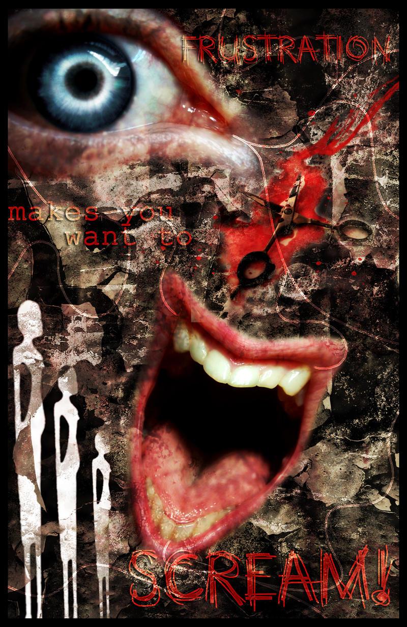 Scream by kuschelirmel