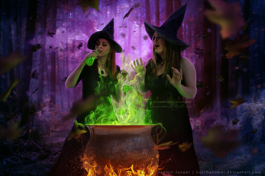 Toil and Trouble by kuschelirmel