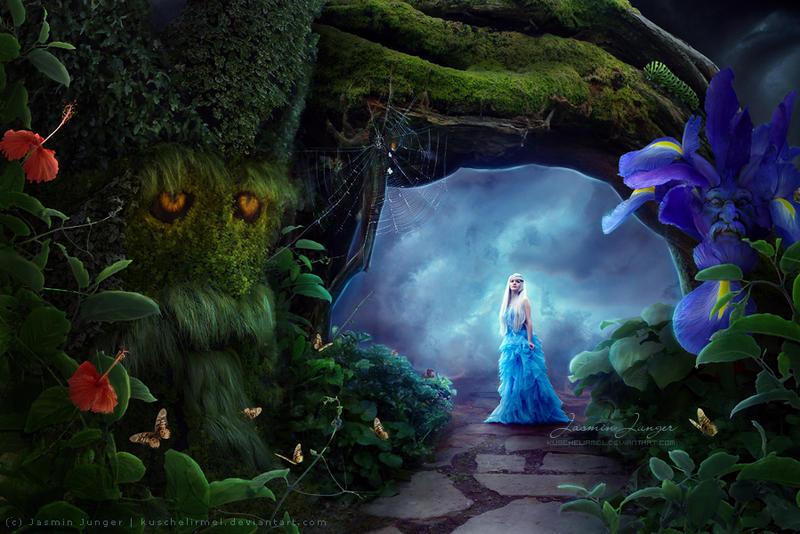 Out Of Wonderland by kuschelirmel