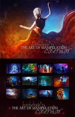 The Art of Manipulation - Calendar 2018