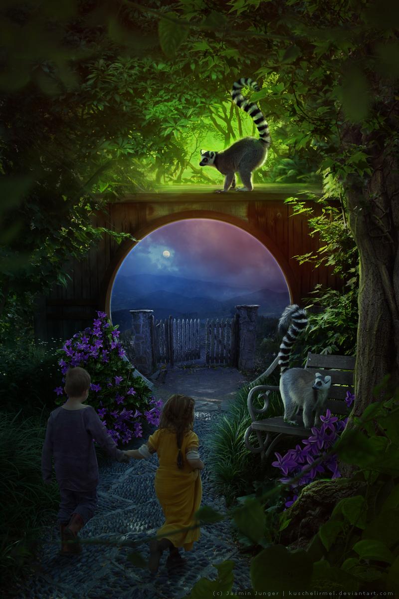 Dreamwalking II by kuschelirmel