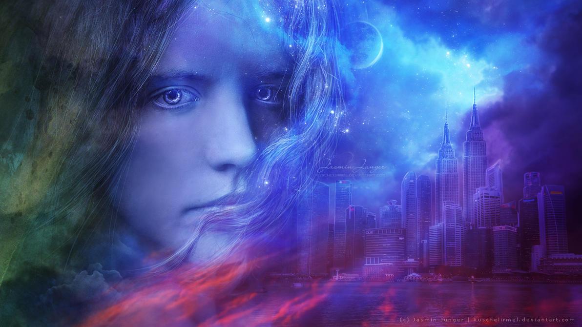 Girl In The City by kuschelirmel