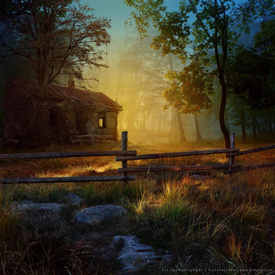 Autumn Glow by kuschelirmel