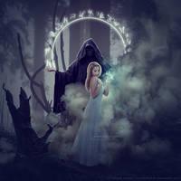 In the Dark of Night by kuschelirmel