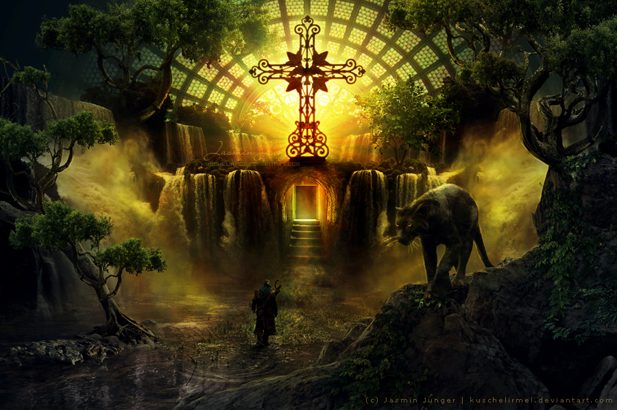 The Cross by kuschelirmel