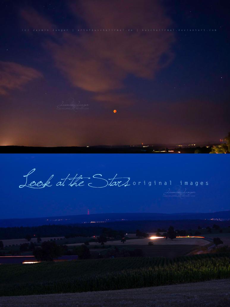 Look At The Stars Composite Originals by kuschelirmel