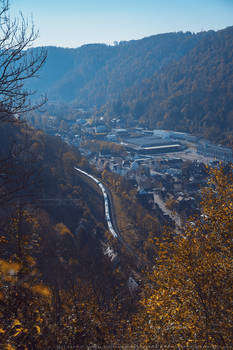 Schwaebische Alb - Geislinger Steige