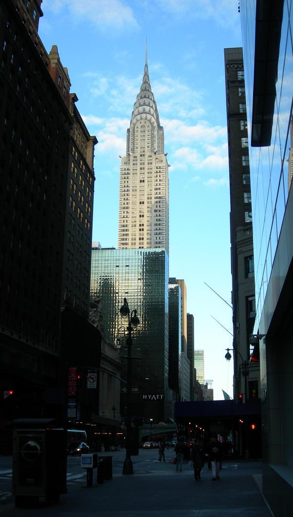 New York 2007 by kuschelirmel